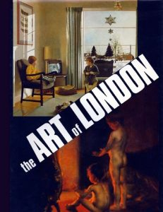 N. Geedes Poole, The Art of London (book cover)